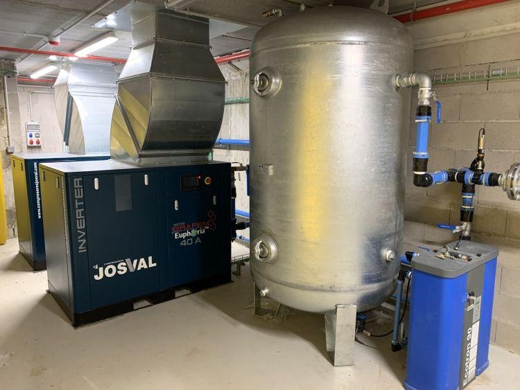 instalacion-aire-comprimido-klimatechnik